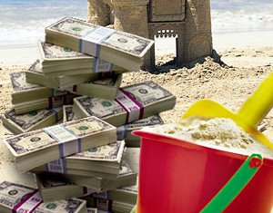 A major study has found that global super-rich elite had at least $21 trillion hidden in secret tax havens by the end of 2010