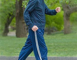 A simple walking test could show if Alzheimer's patients have the disease