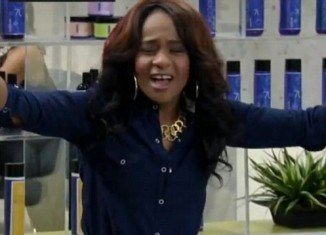 Bobbi Kristina Brown simply shines in a new preview of Tyler Perry's sitcom For Better Or Worse