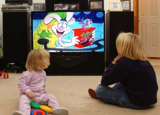 Every extra weekly hour spent by children in front of a TV could add 0.5 mm to their waist circumference and reduce muscle fitness