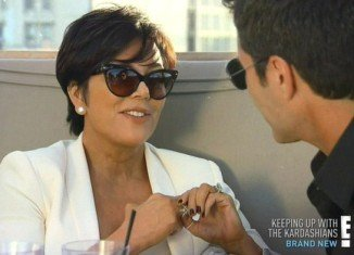 Kris Jenner met up with ex-lover Todd Waterman, the man who broke up her first marriage to Robert Kardashian Senior