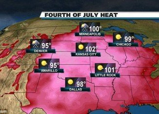 Millions of Americans are set to celebrate the Fourth of July with as much fervor and as many fireworks as the weather will allow