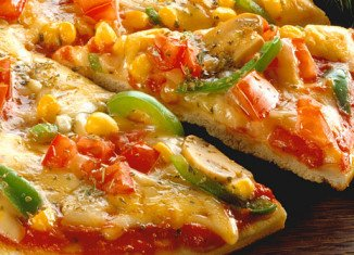 Nutritional pizza developed by Prof. Mike Lean and Donald McLean is said to contain 30 percent of an adult's guideline daily amount of vitamins and minerals