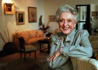 Oscar-winning actress Celeste Holm died Sunday aged 95