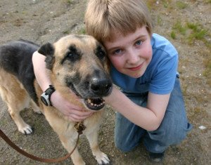 Owning a pet may in fact help children with their homework