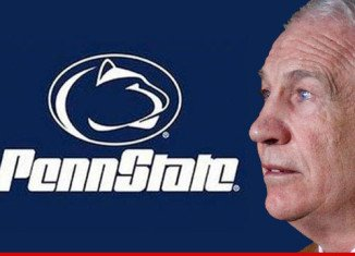 Penn State University was fined $60 million in the wake of child sex abuse perpetrated by Jerry Sandusky