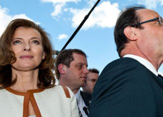 "President Francois Hollande and his partner Valerie Trierweiler are living ""separate lives"" and could even announce their break-up over summer"