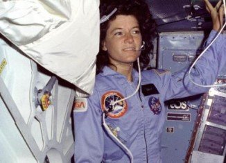Sally Ride, the first American woman to travel into space, has died aged 61