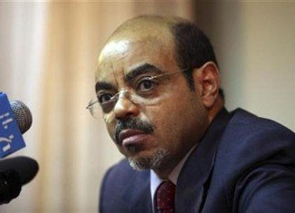Speculation about Meles Zenawi's health began when he missed last weekend's African Union summit in Addis Ababa