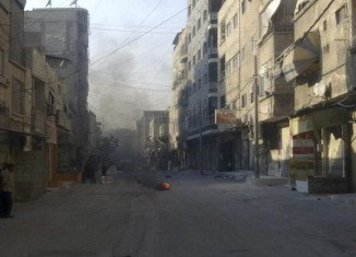 Syrian government and opposition both said large numbers of people died on July 18, in one of the bloodiest days of the conflict