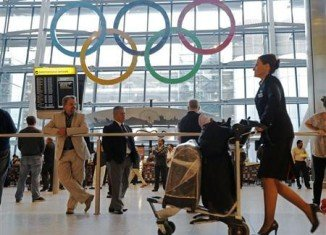 Thousands of UK border staff will strike the day before London Olympics open