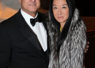 Vera Wang has separated from her husband, Arthur Becker, after nearly 23 years of marriage