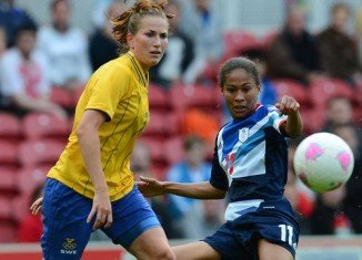 Women's football is the first event of the Olympics and is to kick off later, two days before the official opening ceremony
