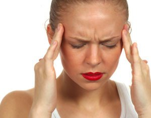 A headache can be a symptom of a number of different conditions of the head and neck