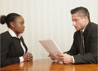 A job interview is the first real opportunity you'll have to start to build a relationship with people who may be pivotal to your career success for many years to come