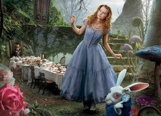 Alice's Adventures in Wonderland is the story of a girl who disappears down a rabbit hole to a fantastic place full of bizarre adventures