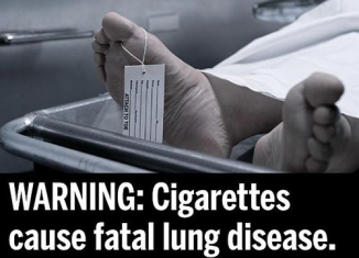 An appeals court in Washington has ruled that US government cannot force tobacco firms to put large graphic health warnings on cigarette packages
