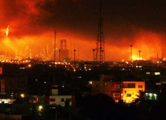 At least 19 people have been killed and more than 50 injured in an explosion at Amuay plant, Venezuela's biggest oil refinery