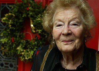Author Nina Bawden, who was best known for writing the book Carrie's War, has died aged 87