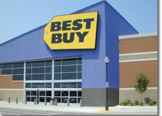 Best Buy's net profits plunged to just $12 million on revenues of $10.6 billion in the second quarter