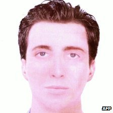 Bulgarian police have released a composite image of the suspected suicide bomber in Burgas