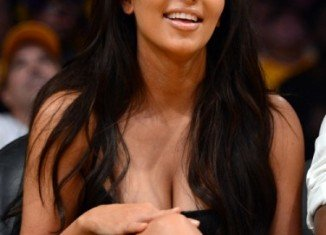 Kim Kardashian has made a career out of looking good and admits that her beauty regime is a full-time job
