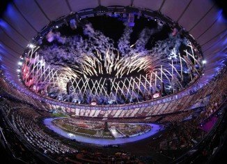 London 2012 Olympics closing ceremony has started with a performance charting a journey through a day in the life of the capital city