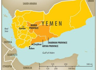 More than 30 people have been killed in Yemen after a suspected suicide bomber has struck a village in the southern province of Abyan