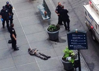New York's police chief has confirmed today that all nine people injured in Friday's Empire State Building shooting were hurt as a result of police fire