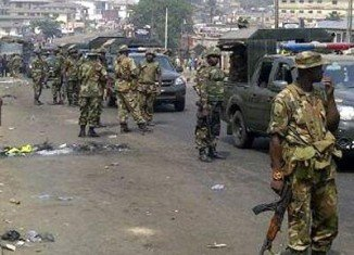 Nigerian army has killed 20 suspected members of the militant Islamist group Boko Haram in the north-east of the country