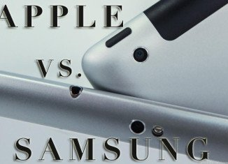 Samsung Electronics shares have suffered their biggest fall in a single day in almost four years, after a US jury found the technology giant copied designs from Apple