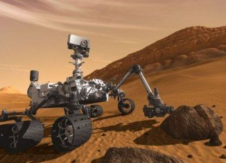The Curiosity rover remains perfectly on course to make its Monday (GMT) landing on the Red Planet