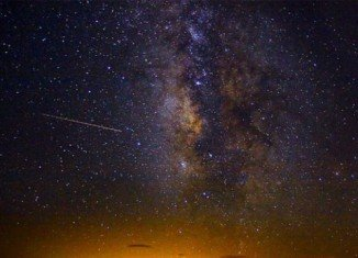 The annual Perseid meteors are expected to put on a spectacular sky show this weekend