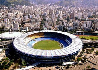 The famous Maracanã football stadium, the venue for the 1950 World Cup, is being redeveloped for the 2014 finals, which Brazil is also hosting, and the 2016 Olympic opening and closing ceremonies