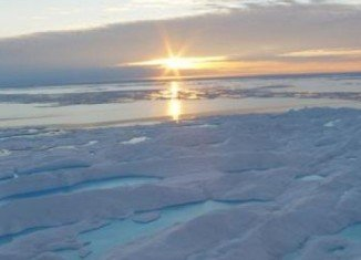 NASA has discovered the Arctic has lost more sea ice this year than at any time since satellite records began in 1979.