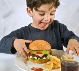 """A new research claims the logos of companies like McDonalds, Pizza Hut and Burger King are """"branded"""" on the youngsters' brains"""
