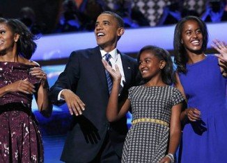 Barack Obama has accepted the nomination of the Democratic party for a second term