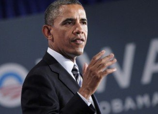 Barack Obama has said the United States does not currently consider Egypt to be an ally