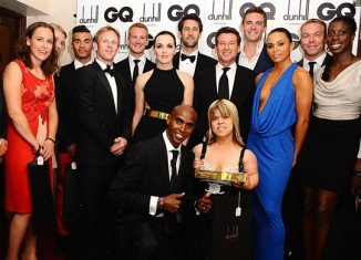 Designers, models, singers, actors and a sprinkling of gold medal winning Olympians lit up London's Royal Opera House for GQ magazine's annual awards