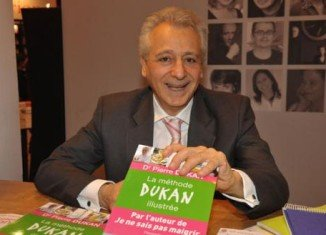 Dr. Pierre Dukan's book shot to the top of the charts, becoming the best- selling diet book of all time