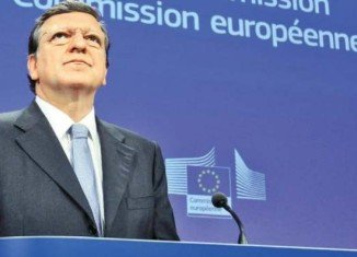 EU Commission President Jose Manuel Barroso has called for the EU to evolve into a federation of nation-states