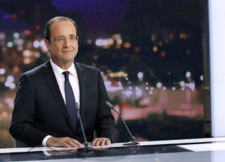 Francois Hollande has outlined a series of budget measures, including cuts, aimed at achieving France's economic recovery within two years