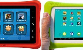 Fuhu, the creator of the Nabi tablet, claims Toys R Us copied the design for its new tablet Tabeo