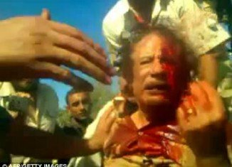 Gaddafi was killed on October 20, 2011, in a final assault on his hometown Sirte