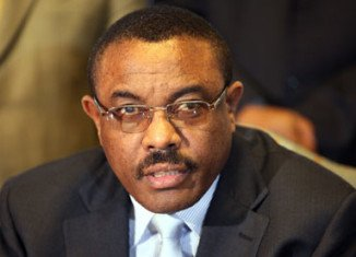 Hailemariam Desalegn, Ethiopia's new leader, has been sworn in after the death of long-time leader Meles Zenawi in August