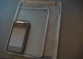 Leaked images claim to show how the new iPhone, iPad Mini, and iPad stack up against each other