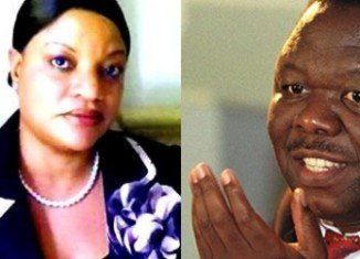 Locadia Tembo had argued that Morgan Tsvangirai's wedding could not take place because she was his wife under customary law