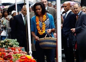 Michelle Obama has launched yet another incentive to try to slim down the US as part of her Let's Move campaign