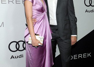 Rumer Willis attended the Audi and Derek Lam Emmys Week party with new beau Jayson Blair making their romance official