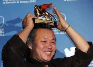 South Korean film Pieta, directed by Kim Ki-duk, has won the Golden Lion award at the Venice Film Festival 2012